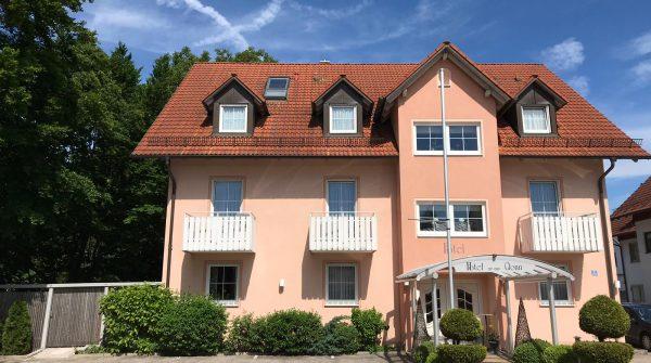 Hotel Zimmer Allershausen